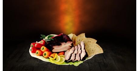 Kořeněná Oravská slanina