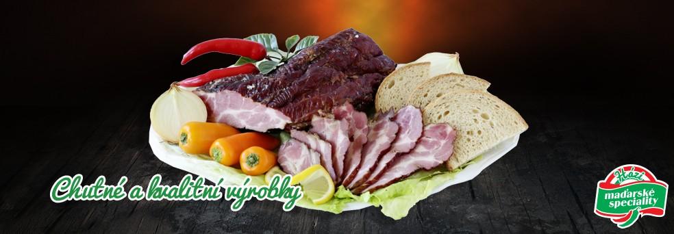 Maďarské speciality Házi